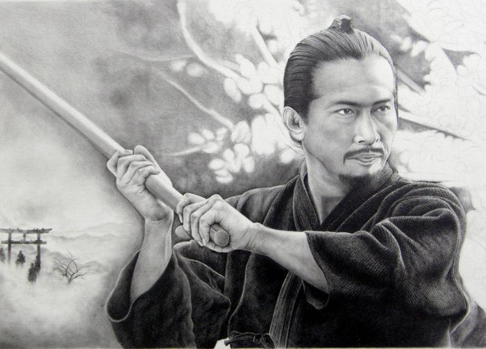 枝川真理の鉛筆画講座生徒作2